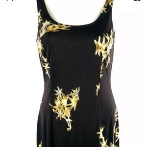 Adrianna Papell Size 6 Evening Dress Sleeveless